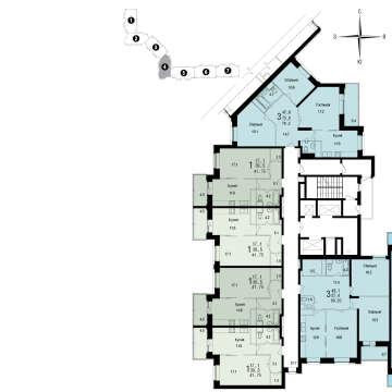 ЖК M-House (М-Хаус)